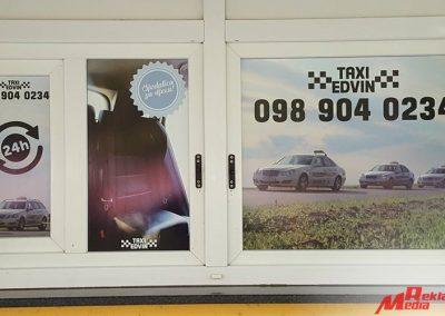 reklama_media_djakovo_oslikavanje_izloga_taxi_edvin_djakovo